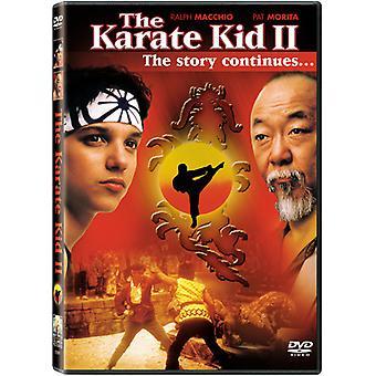 Karate Kid 2 [DVD] USA import