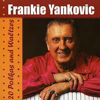 Frankie Yankovic - 20 Polkas & Waltzes [CD] USA import