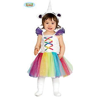 Baby kostuums Eenhoorn baby jurk