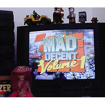 Mad Decent - Vol. 1-Mad Decent [CD] USA import
