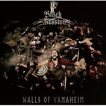 Musta Messias - seinät Vanaheim esiintyy myös [CD] USA tuonti