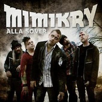Mimikry - Alla Sover [CD] USA importeren