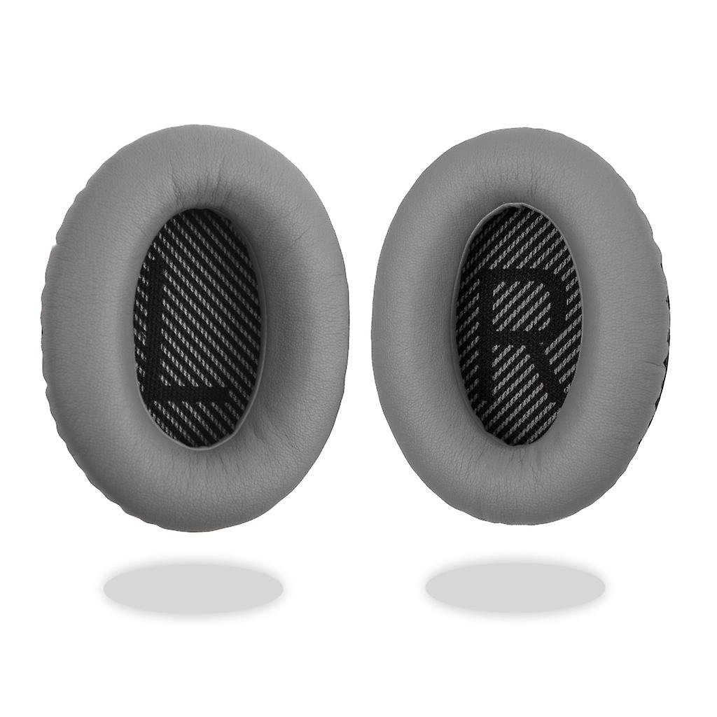 REYTID Replacement Grey Ear Pad Cushion Kit Compatible with Bose SoundLink Around-Ear Headphones