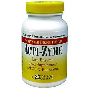 Natures Plus Acti-zyme, 90, vcaps