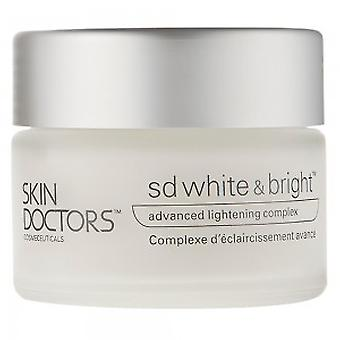 SD White & Bright - Advanced Complex for Addressing Uneven Pigmentation - 50ml Soothing Cream