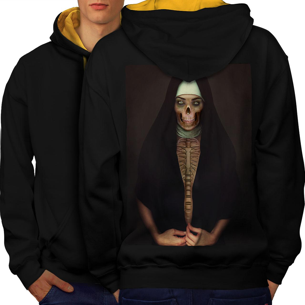 Danger Casual Jumper wellcoda Hawk Mad Scream Mens Sweatshirt