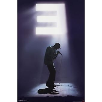 Eminem - Mic Juliste Tulosta