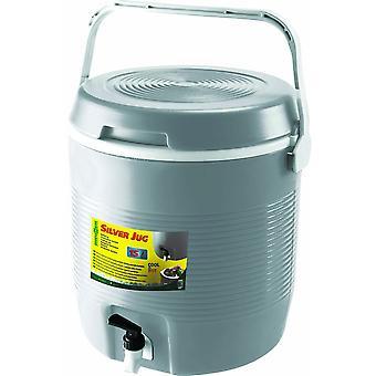 Brunner sølv kande klassi køler (15 liter)
