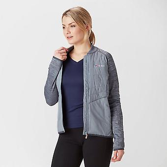 New Berghaus Women's Gemini Hybrid Jacket Grey