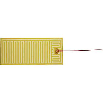 Riscaldamento di poliestere termo stagnola autoadesiva 24 Vdc, 24 V AC 20 W IP valutare IPX4 (L x W) 350 x 150 mm