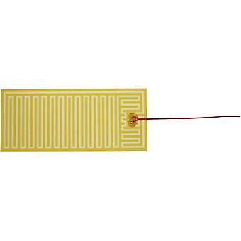 Chauffage de Polyester thermo clinquant auto-adhésif 24 Vdc, 24 V AC 20 W IP notation IPX4 (L x P) 350 x 150 mm