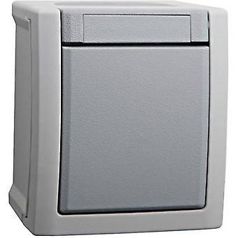 VIKO Wet room switch product range Switch Pacific Grey 90591003-DE