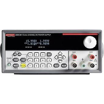Keithley 2200-30-5 banc PSU (tension réglable) 0 - 30 v CC 0 - 5 A 150 no W des sorties 1 x