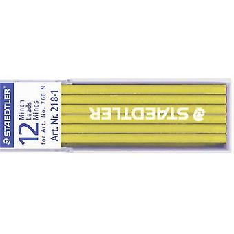 Staedtler Refill 218-1 Yellow 12 pc(s)