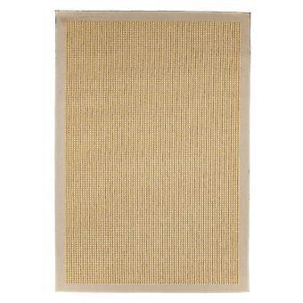 Outdoor carpet for Terrace / balcony carpet indoor / outdoor - for indoor and outdoor Essentials chrome yellow yellow size: 160 / 230 cm