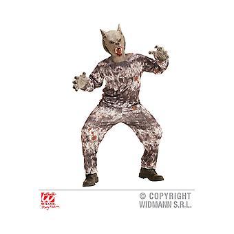 Kinder kostuums Halloween weerwolf kostuum voor kinderen