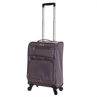 Karabar Lecce 55 cm letvægts kabine kuffert, Taupe