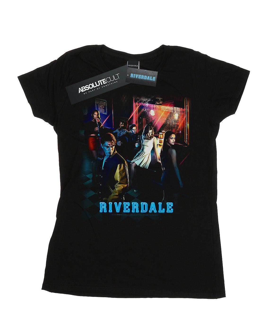 Riverdale Women's Diner Booth T-Shirt