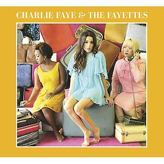 Charlie Faye & the Fayettes - Charlie Faye & the Fayettes [CD] USA import