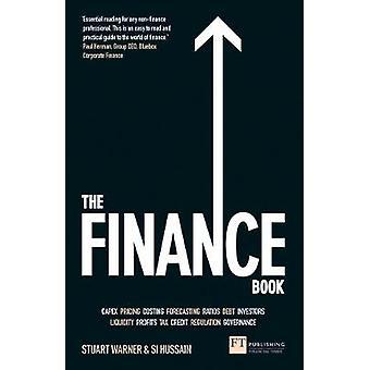 Finans boka av Si Hussain - Stuart Warner - 9781292123646 bok