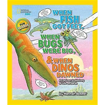 Vis toen Feet - wanneer Bugs waren groot - en Dino's drong - een certificeringsinstantie