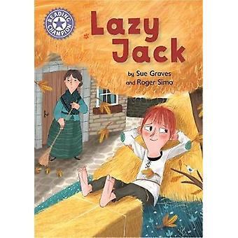 Reading Champion - Lazy Jack - Independent Reading Purple 8 by Franklin