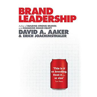 Brand Leadership by David A. Aaker - Erich Joachimsthaler - 978184739