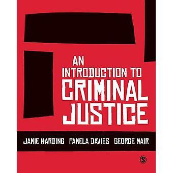 Johdatus rikosoikeuden Jamie Harding - Pamela Davies