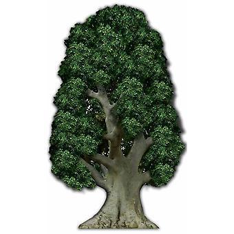 Stort träd - kartong släppandet / stående