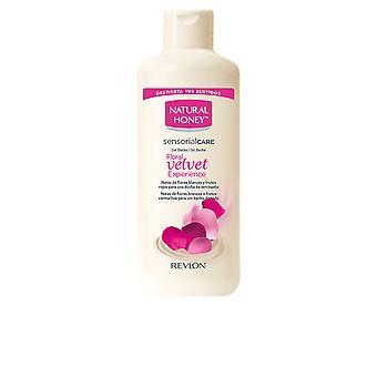 Natural Honey Floral Velvet Shower Gel 650 Ml Unisex