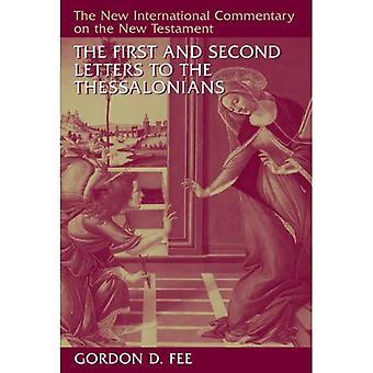 Den første og andre brev til tessalonikerne (nye internasjonale kommentarer på det nye testamentet)