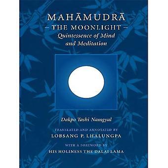 Mahamudra: Månsken - kvintessensen av sinne och Meditation