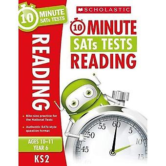 Reading - Year 6 (10 Minute SATS Tests)