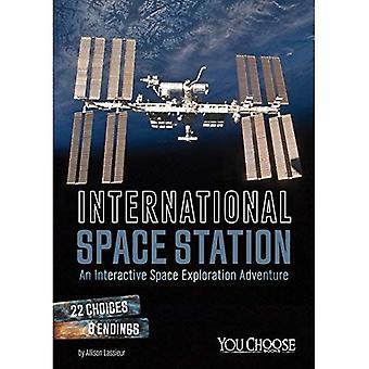Internationella rymdstationen: En interaktiva rymdäventyr utforskning (du väljer: utrymme)