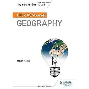 Meine Revision Notizen: OCR AS/A-Level Geographie (Taschenbuch)