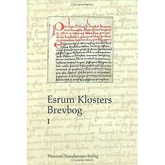 Esrum Klosters Brevbog, två-volym Set