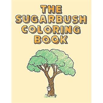 The Sugarbush Coloring Book: Ojibwe Traditions Coloring Book Series