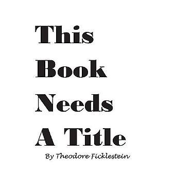 Dit boek moet een titel
