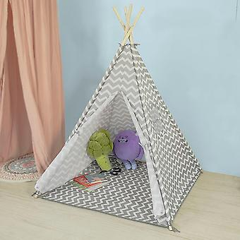 SoBuy Enfants Enfants jouer Tent House Intérieur Tapis de plancher extérieur, OSS03