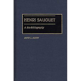 Henri Sauguet A Biobibliografia por Austin e David L.
