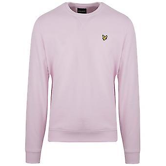 Lyle & Scott Dusky Lilac Marl Sweatshirt