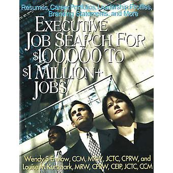 Executive Job Search for $100 -000 to $1 Million+ Jobs - Resumes - Car