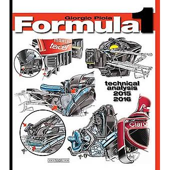Formula 1 - Technical Analysis - 2015/16 by Giorgio Piola - 97888791165