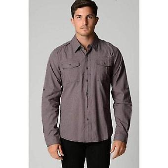 Deacon Martini check overhemd