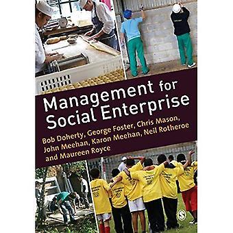 Management per l'impresa sociale