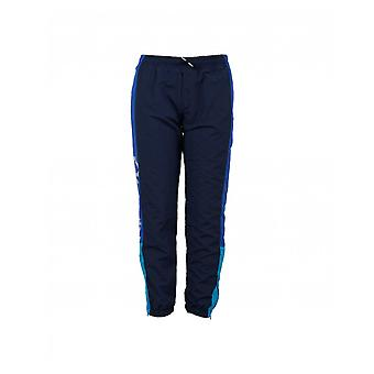 Kenzo Kids Taffeta Logo Jogging Bottoms