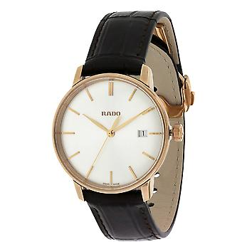 Rado Coupole Classic Leather Automatic Unisex Watch R22866105