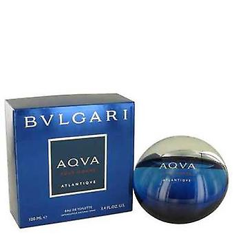 Bvlgari Aqua Atlantique By Bvlgari Eau De Toilette Spray 3.4 Oz (men) V728-536245
