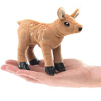 Finger Puppet - Folkmanis - Mini Fawn New Toys Soft Doll Plush 2760
