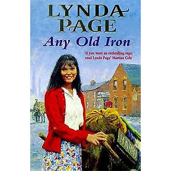 Any Old Iron by Lynda Page - 9780747255055 Book